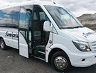 South Coast & Glacier Walk by minibus with GeoIceland