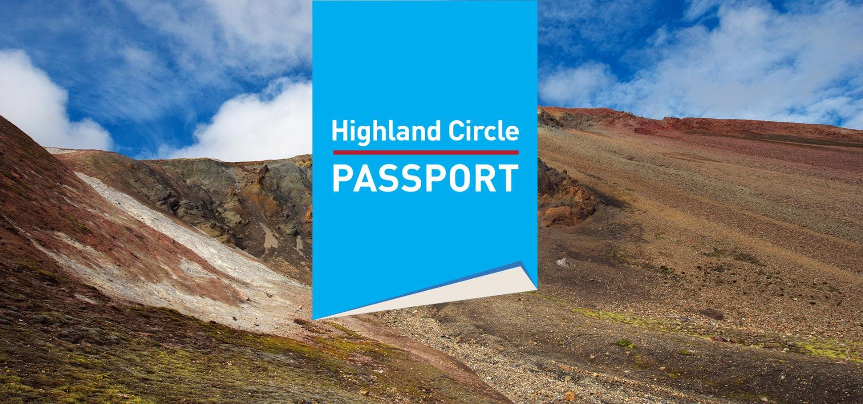 Iceland On Your Own | Highlands Circle Passport