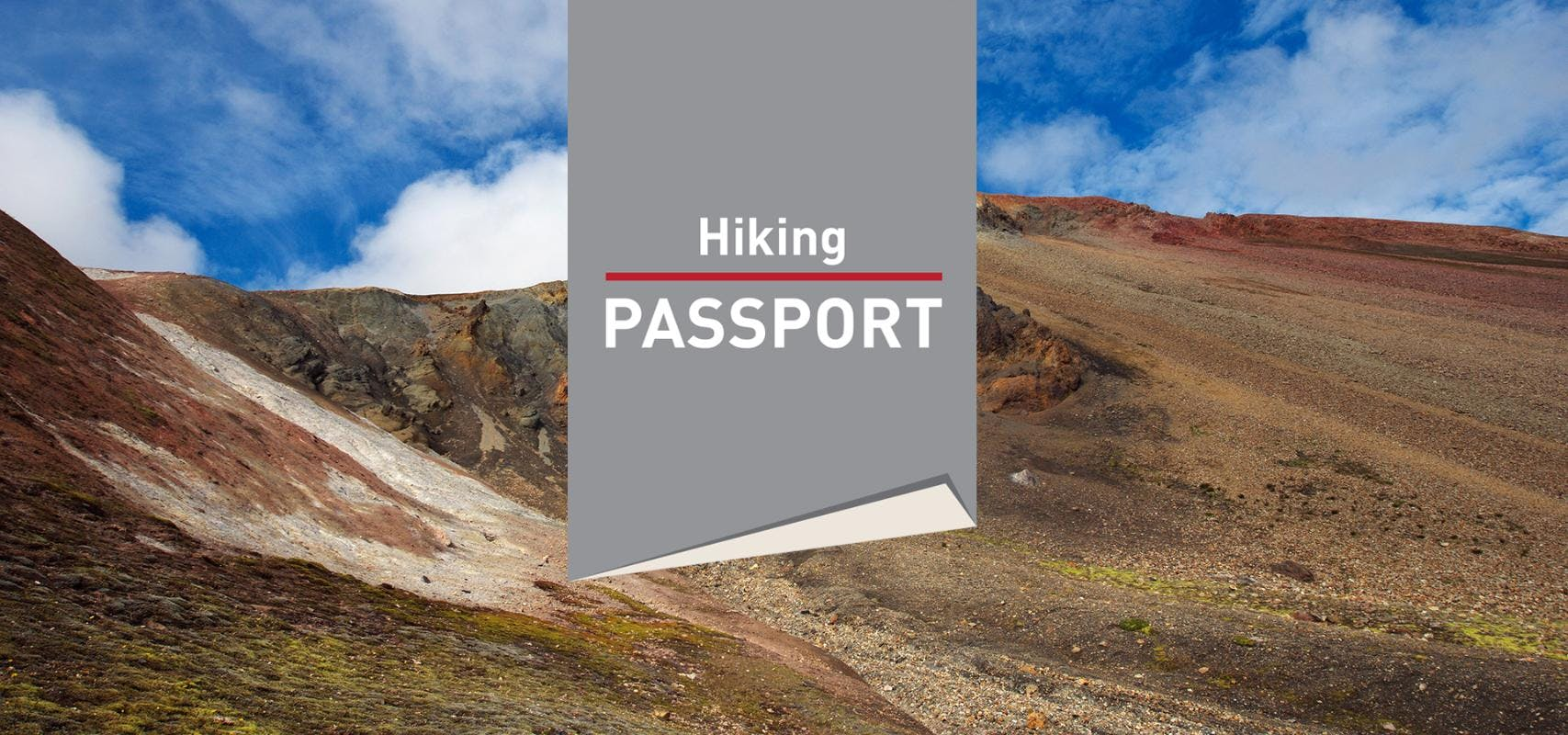 Iceland On Your Own   Hiking Bus Passport