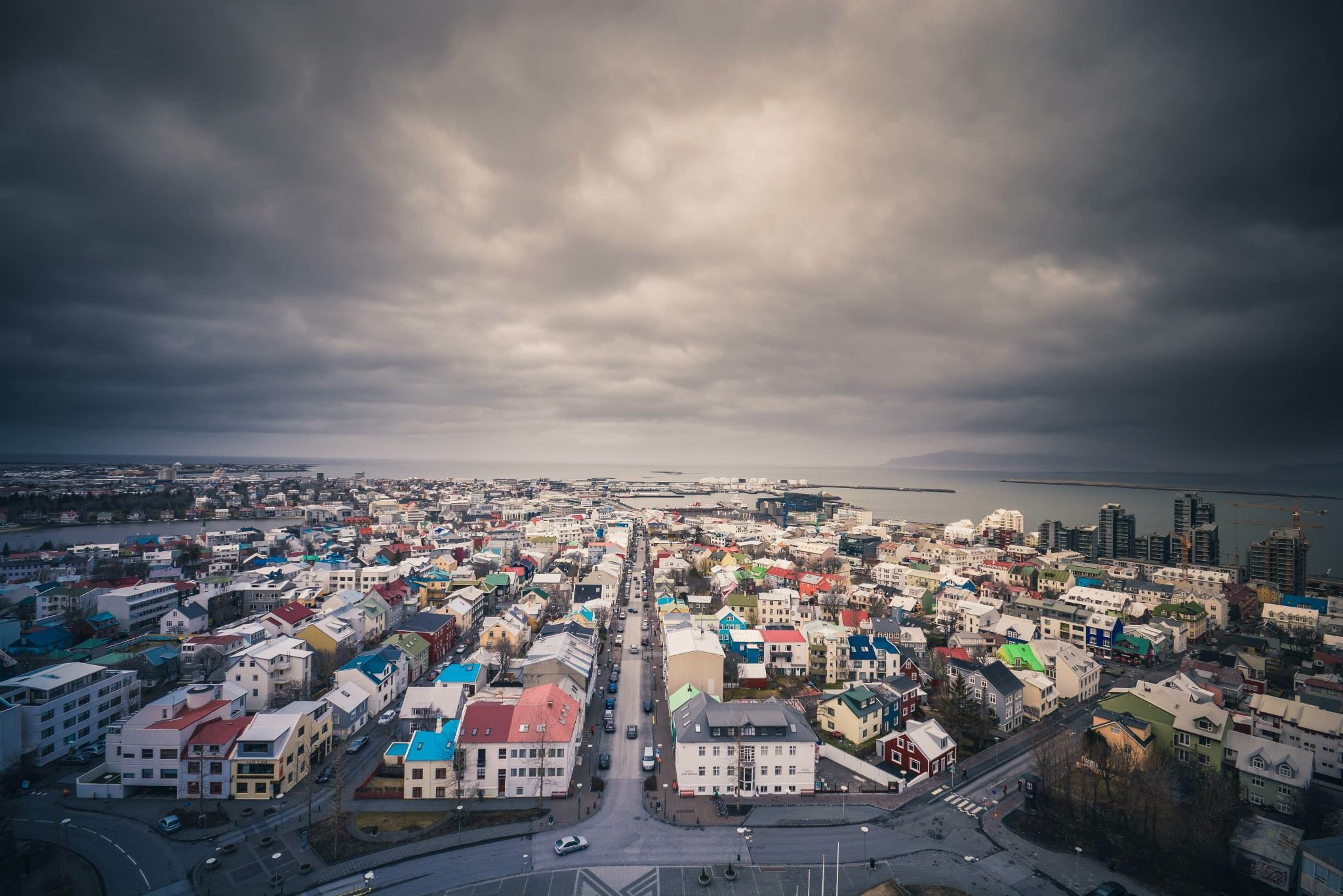 Iceland's capital city Reykjavík is a metropolitan of a miniature scale, renowned for its charm and friendly locals.