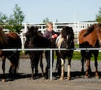 This horse-riding tour is open to children over 7.