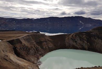 Private Askja Tour from Lake Myvatn