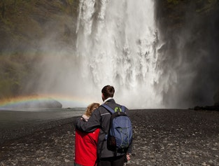 Explore the Grand Golden Circle and The South Coast of Iceland with HotelBus Iceland