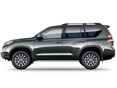 Toyota Land Cruiser (7 seater) - Diesel 2017