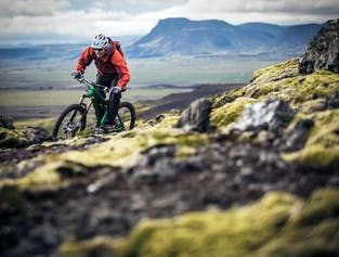 Single Track Mountain Bike Adventure   For Intermediate Bikers