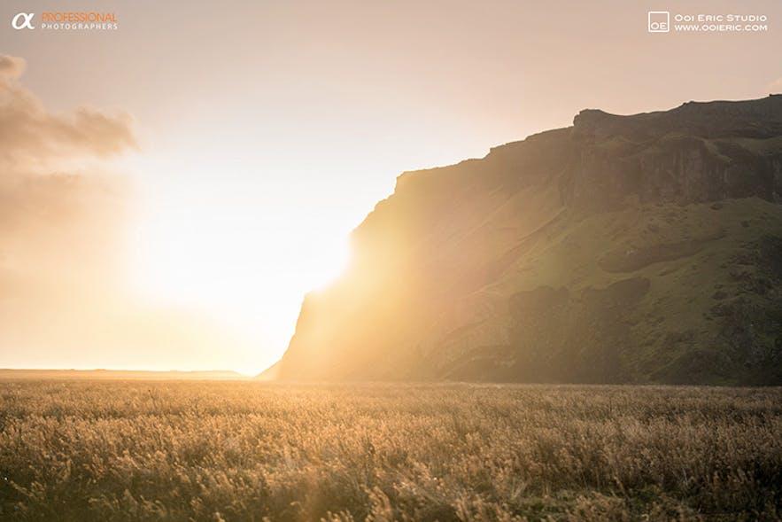 Sud de l'Islande en octobre