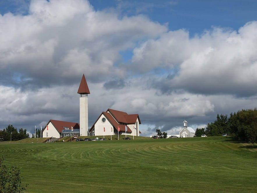 The charming town of Reykholt, where Snorri lived much of his life, is home to a museum on him and his works, called Snorrastofa Museum.