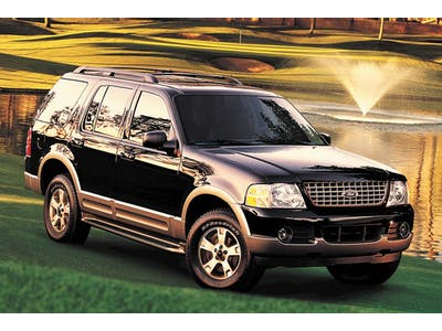 Ford Explorer 4x4 Automatic 2004