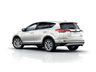 Toyota RAV4 Automatic 2017