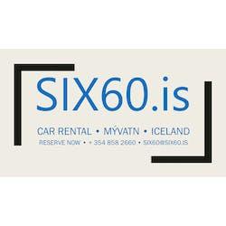 Six60.is logo