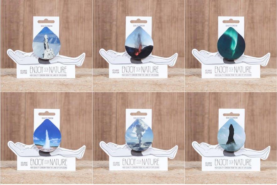 冰島condom手信