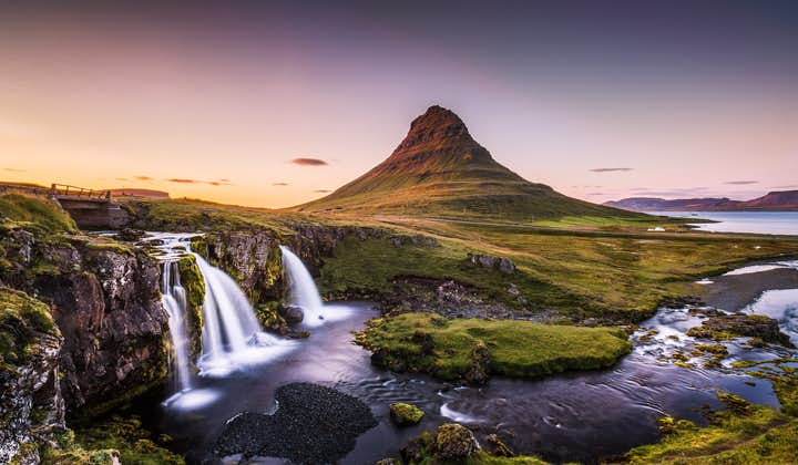 11 Hour Sightseeing Tour of Snaefellsnes with Kirkjufell & Black Sands with Transfer from Reykjavik