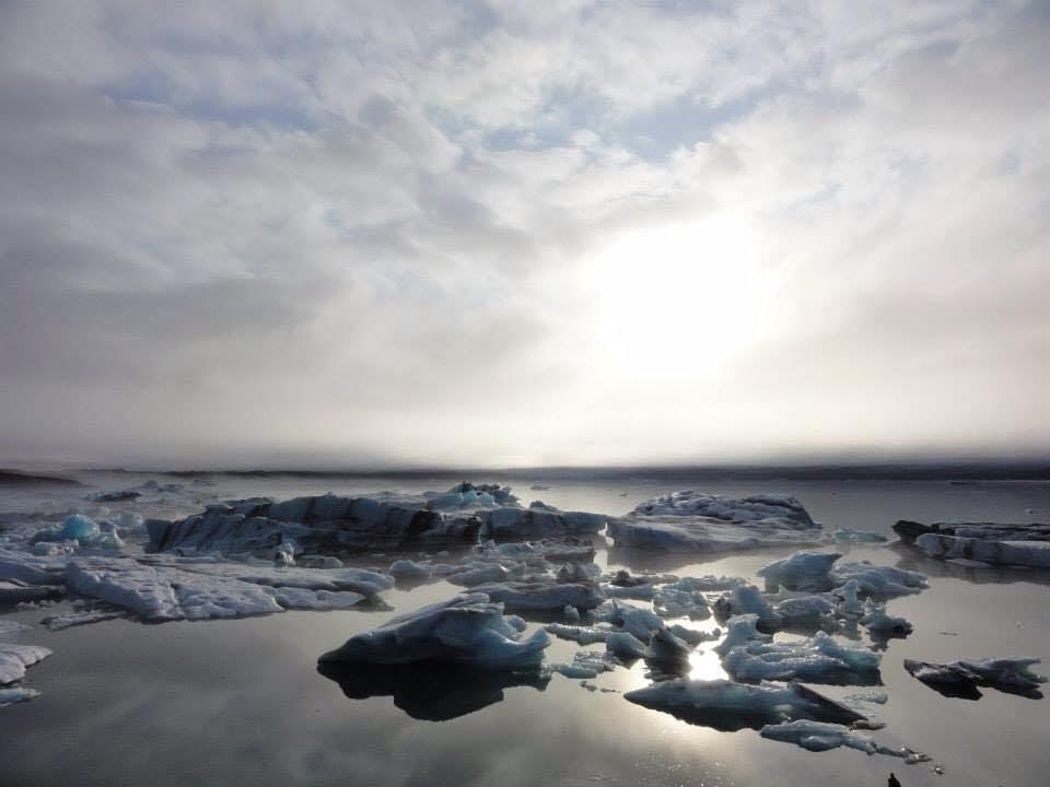 Ταξίδι στη χώρα του πάγου και της φωτιάς