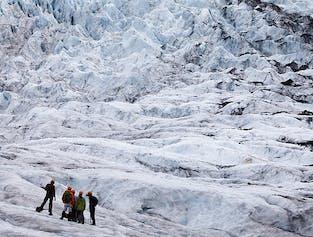 Glacier Explorer