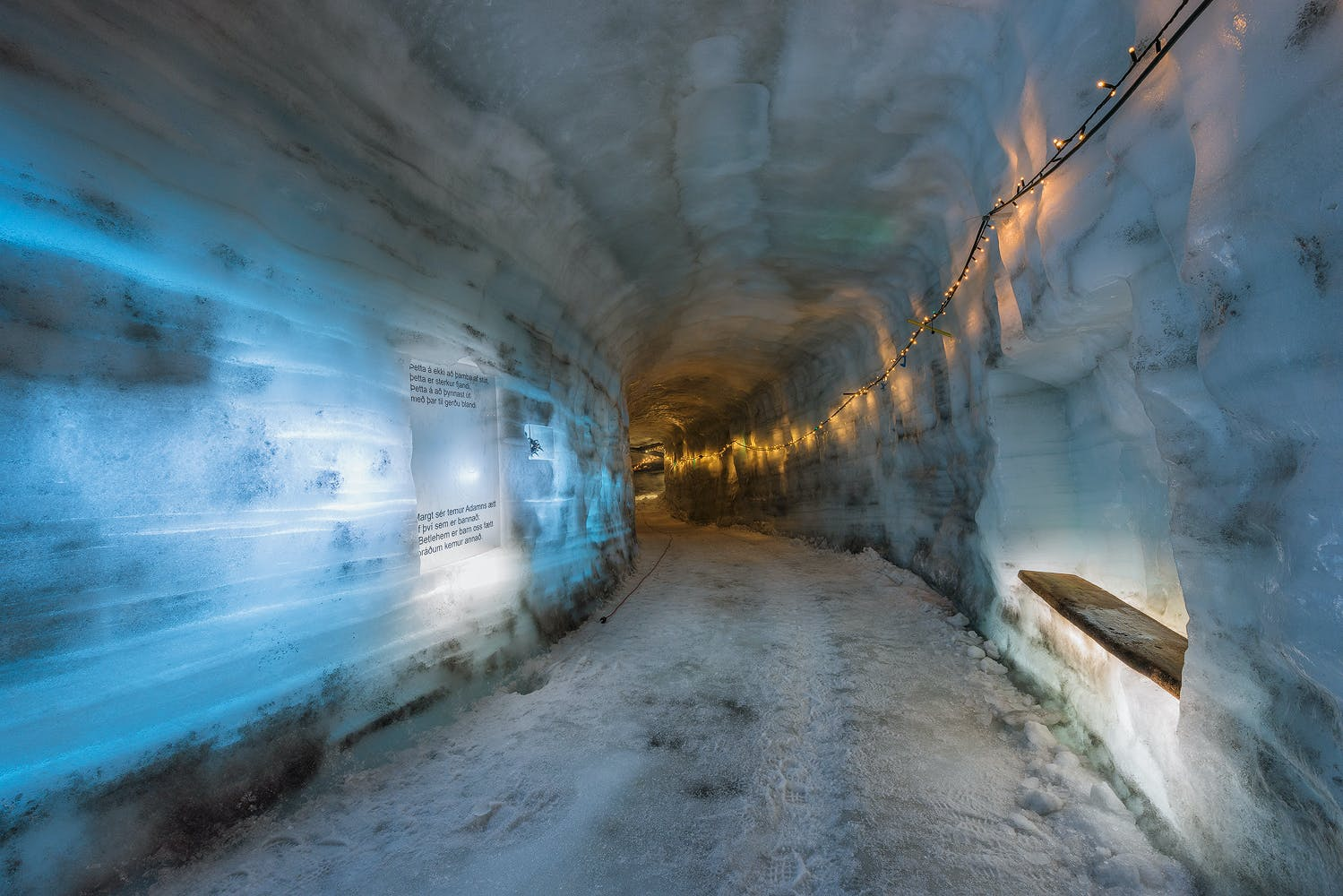 Golden Circle with Langjokull Ice Tunnel