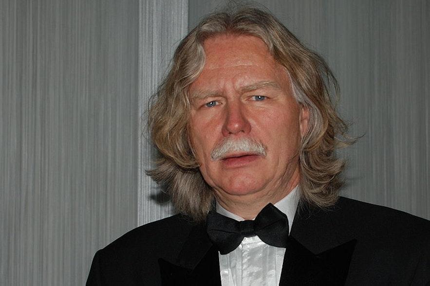 Director Friðrik Þór Friðriksson