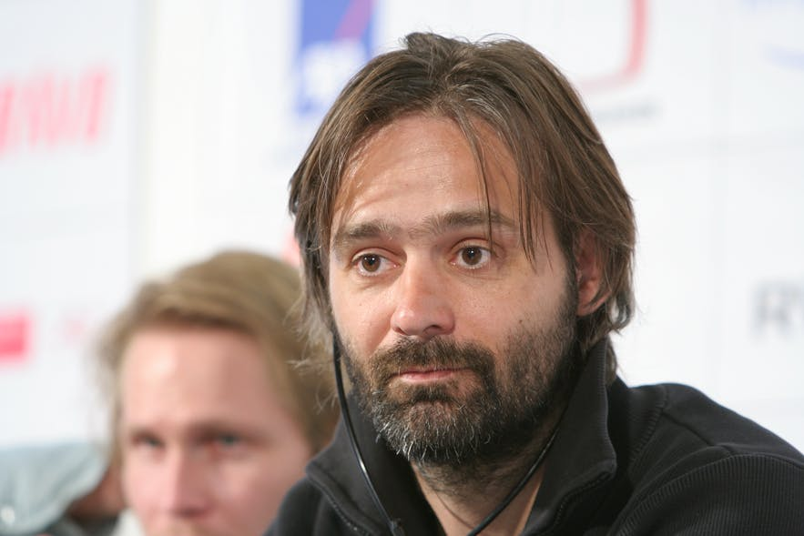 Director Baltasar Kormákur