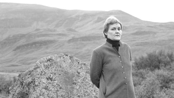 Director Guðný Halldórsdóttir.