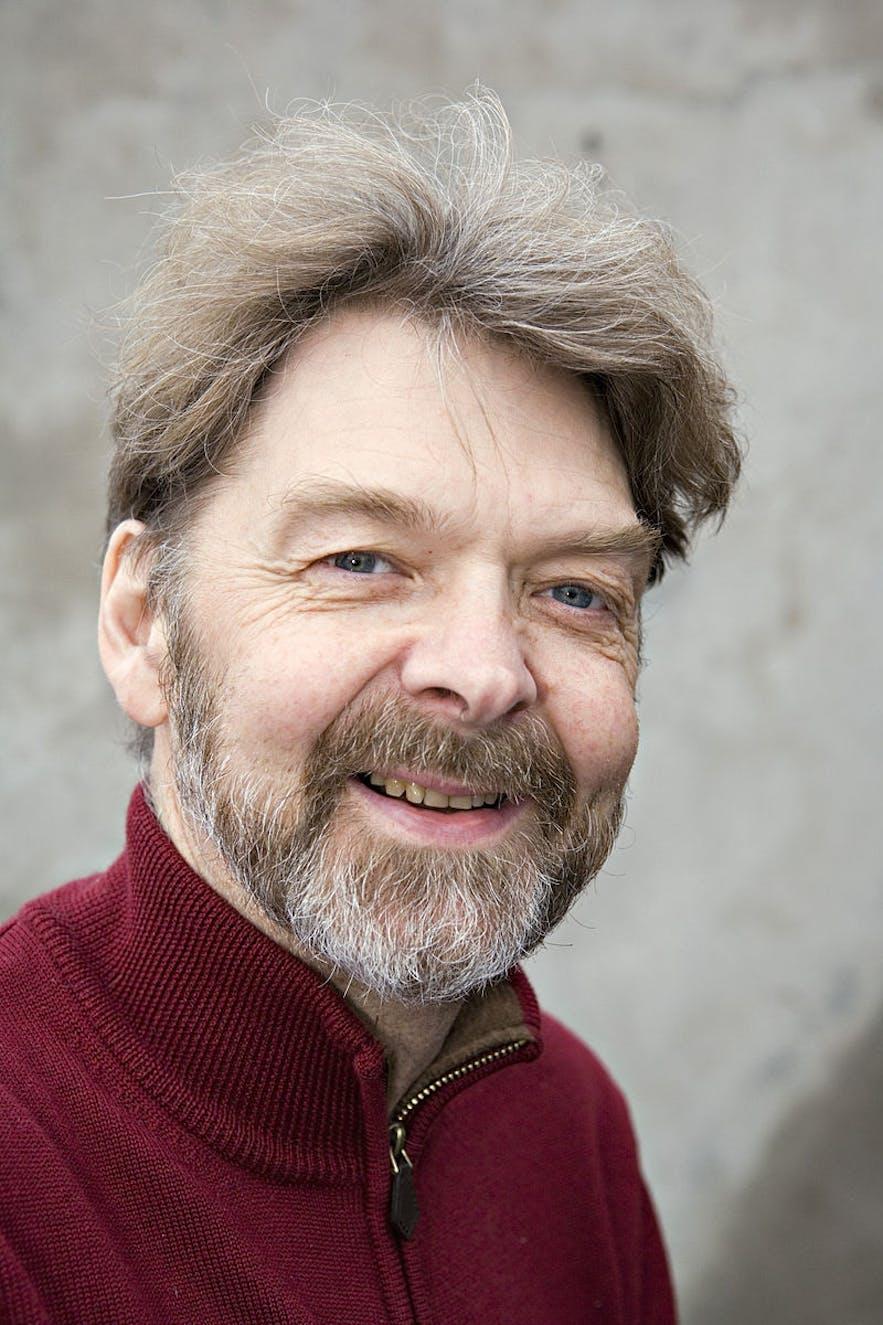 Director Ágúst Guðmundsson