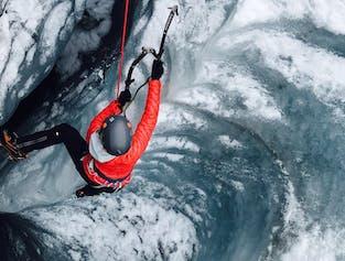 Sólheimajökull Ice Climbing & Glacier Walk