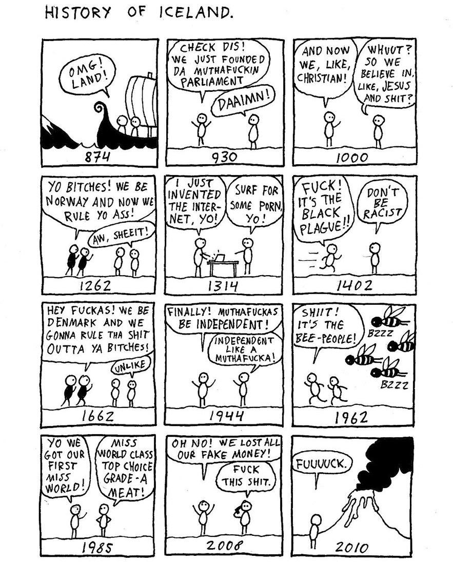 Icelandic Literature for Beginners