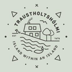 Traustholtshólmi logo