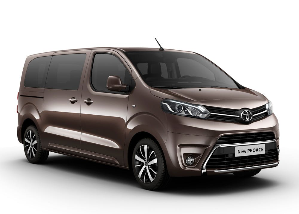 Toyota Proace Verso A- Extra driver included - 2017