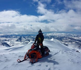 Highlands Snowmobiling Adventure Tour-1 Day
