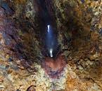 The tongue-twisting name of volcano Þríhnúkagígur roughly translates to 'Three Peaks Crater'.