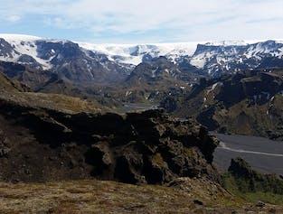 Thorsmork ( Þórsmörk ) Super Jeep Tour