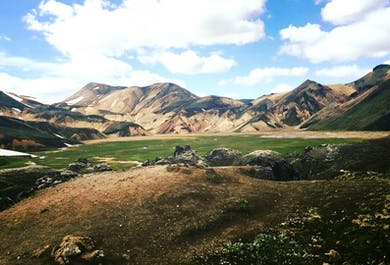 The Famous Laugavegur Trek   3 Day Hiking Tour (Volcano Huts)