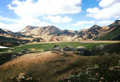 The Famous Laugavegur Trek | 3 Day Hiking Tour (Volcano Huts)