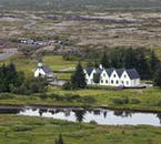 Traditional shows are occasionally held in the church in Þingvellir National Park in Iceland, especially in summer.