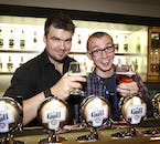 Meet the locals and taste the local brew after a tour of the Golden Circle.