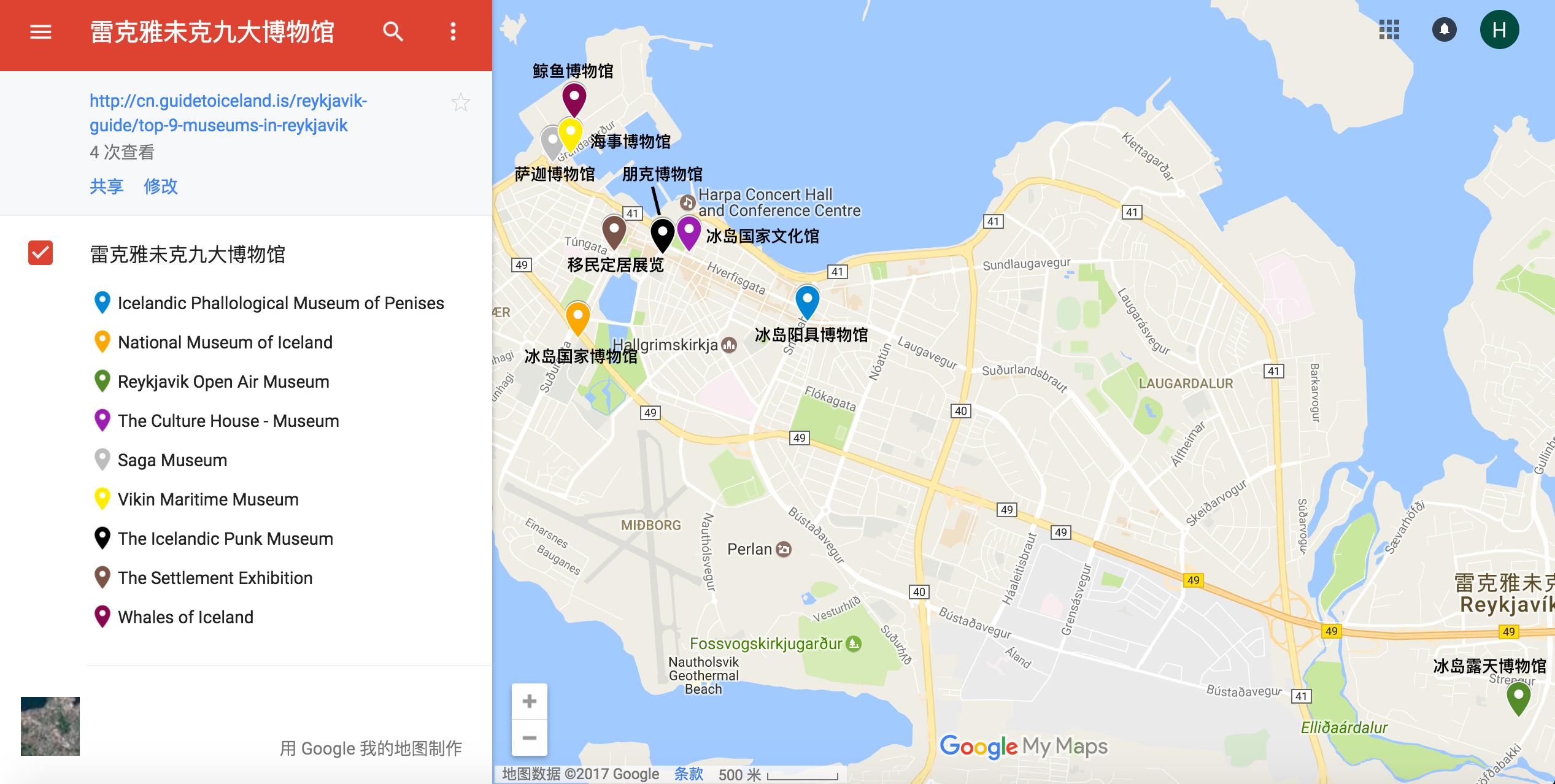 Top 9 Museums in Reykjavik