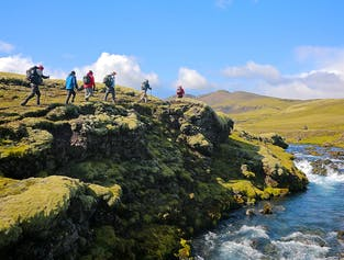 Five-Day Highland Hiking Tour | Strutur Trail Volcano Trek