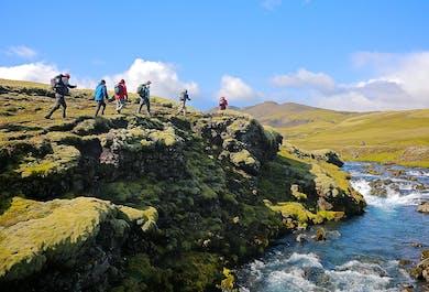 Five-Day Highland Hiking Tour | Strutur Trail Volcano Trek
