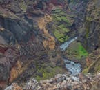 The colours of Landmannalaugar are vibrant and defy belief.