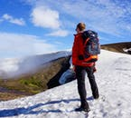 Even though this is a summer tour, the highlands will still have peaks capped with snow.