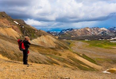 Four-Day Trek to Landmannalaugar | Backroad Highland Adventure