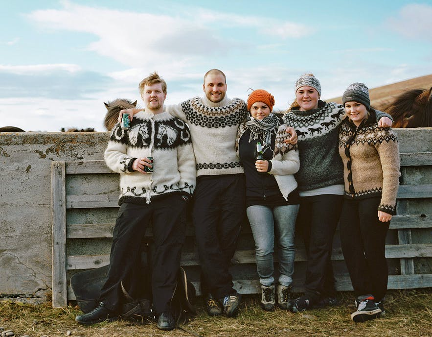TRADITIONS IN ICELAND