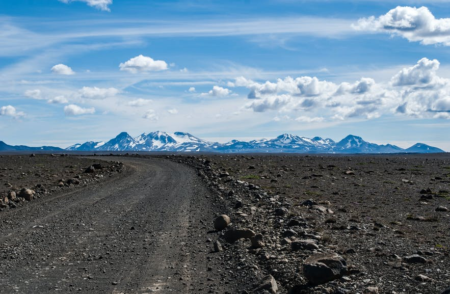 Day 12 of 3 Week Iceland Road Trip: The Most Colourful Mountains
