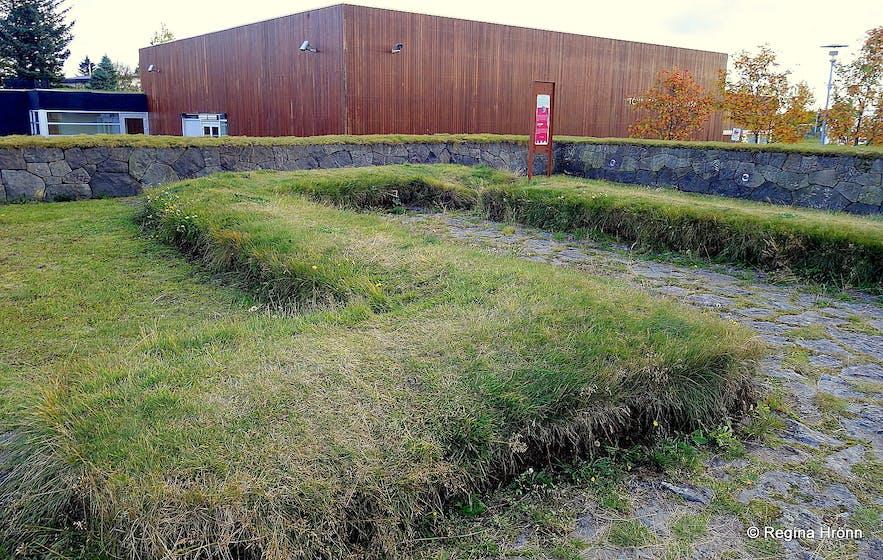 Hofsstaðir in Garðabær Town - a Viking Settlement Age Farm in South-West Iceland