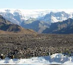The Central Highlands of Iceland are only accessible in the summer months.