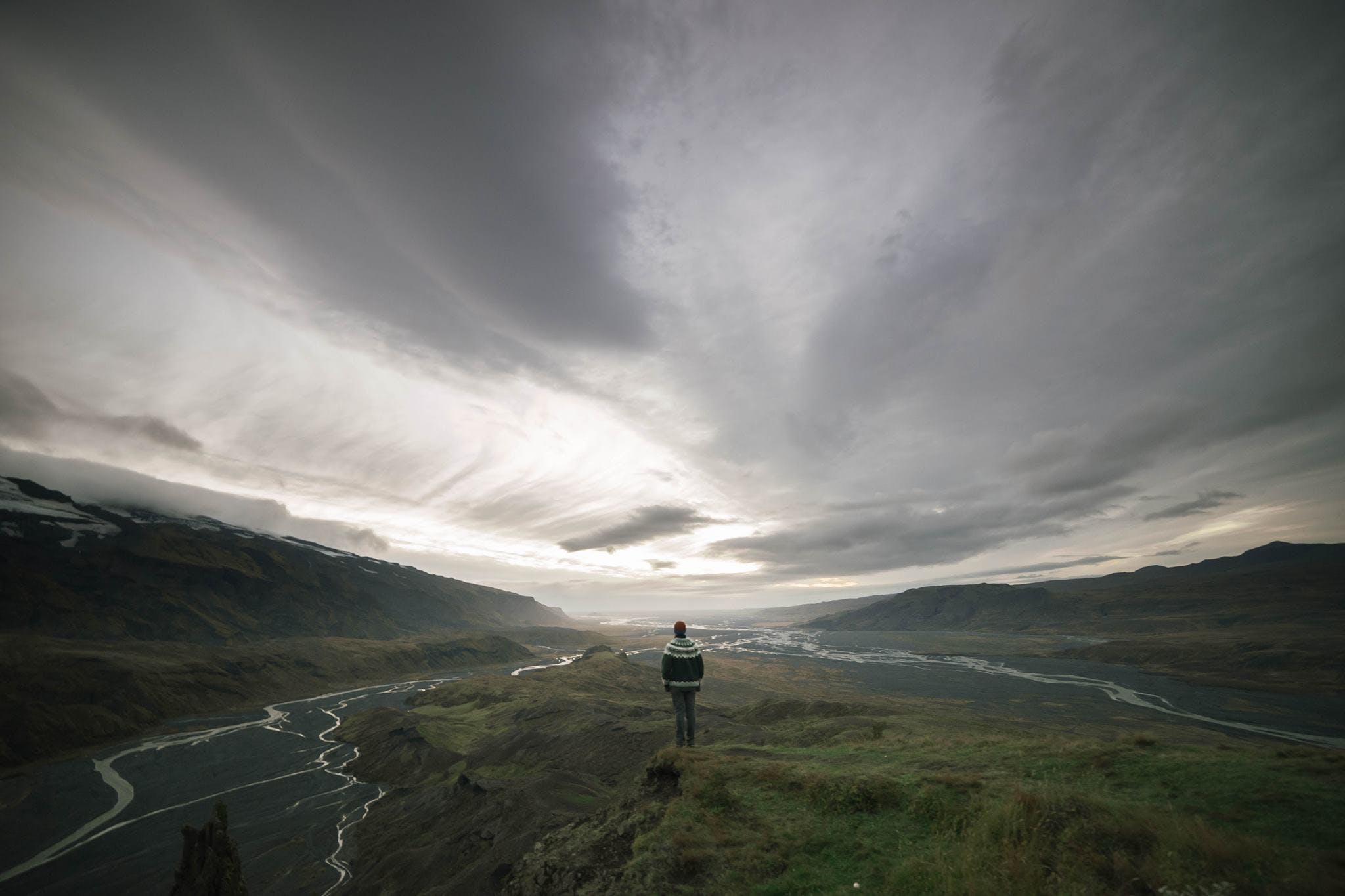 Þórsmörk & Eyjafjallajökull - Super jeep tour