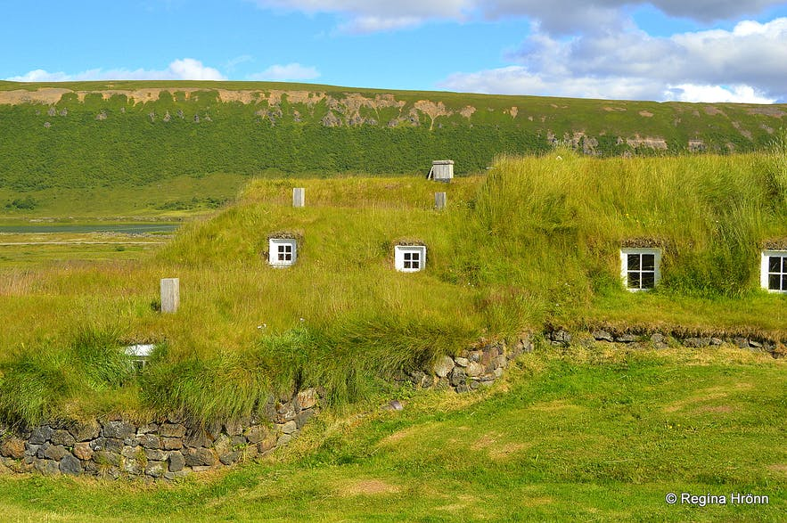 Þverá Turf House in North-Iceland