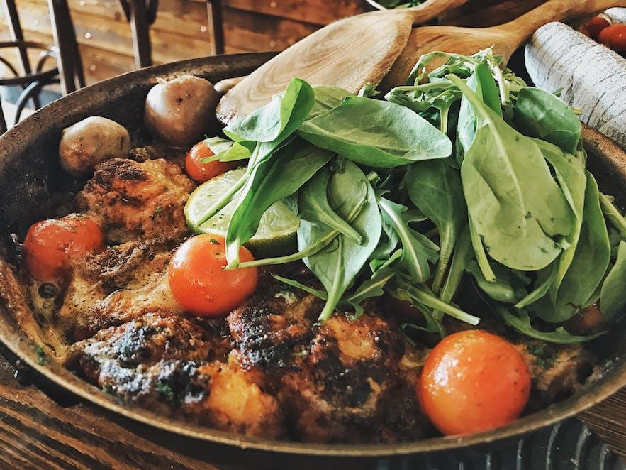 雷克雅未克海鲜鱼肉餐厅Messinn