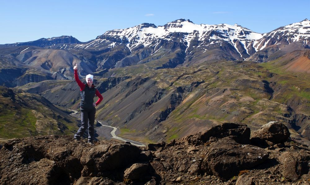 In the Shadow of Vatnajökull | Four-Day Hiking Tour in East Iceland - day 1