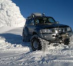 Iceland is the land of Super Jeeps, powerful vehicles capable of defeating the glaciers of the Highlands.