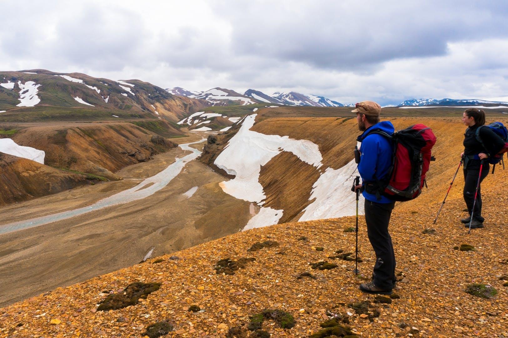 Four-Day Hike to Landmannalaugar | Volcano Trail Part 3